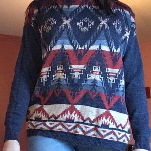 Hamper sweater
